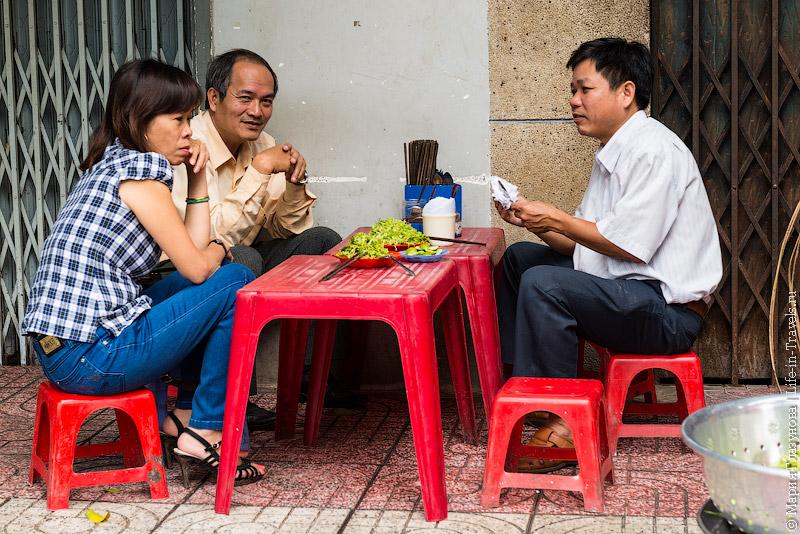 Традиционные кафе во Вьетнаме