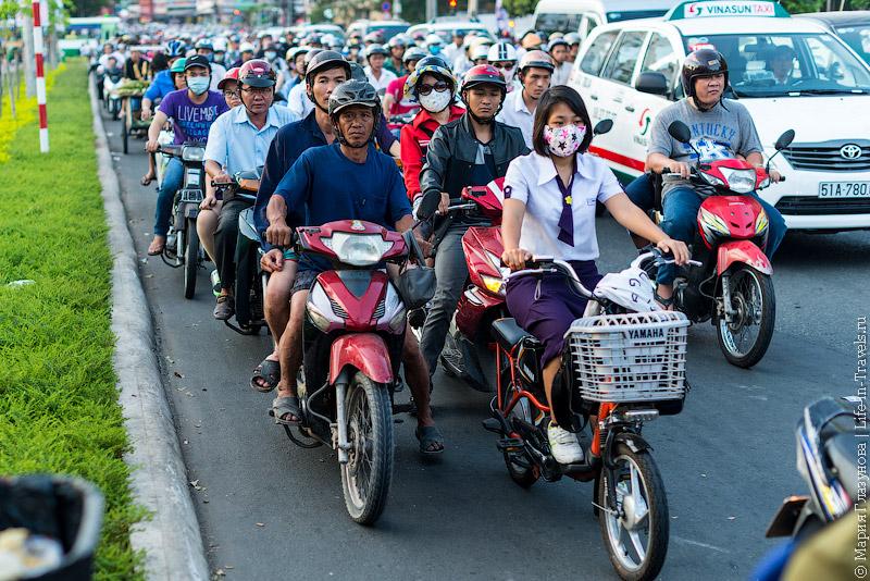 Мототрафик во Вьетнаме
