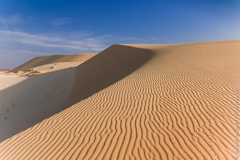 Дюны в Муйне
