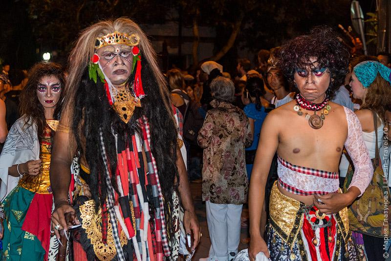Балийский Новый год