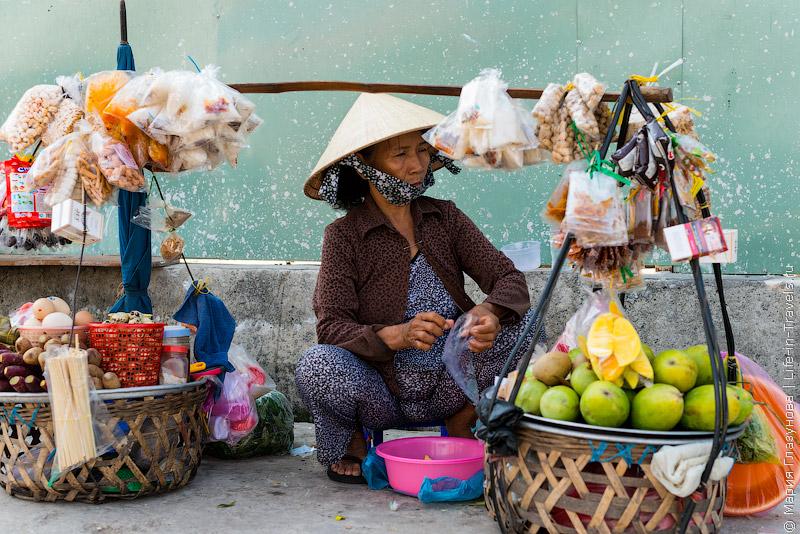 Вьетнамская кухня: Уличная еда во Вьетнаме
