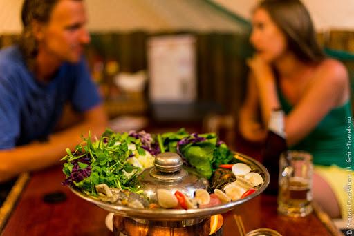Вьетнамская кухня: В ожидании hot pot