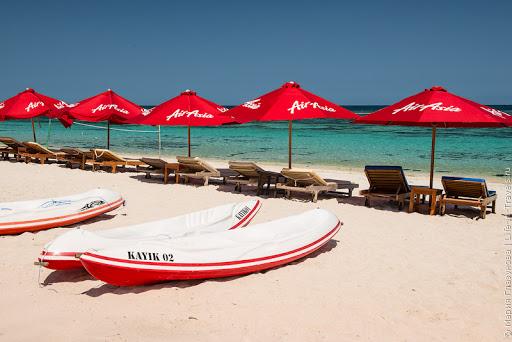 Пляж Пандава (Pandawa beach), Бали