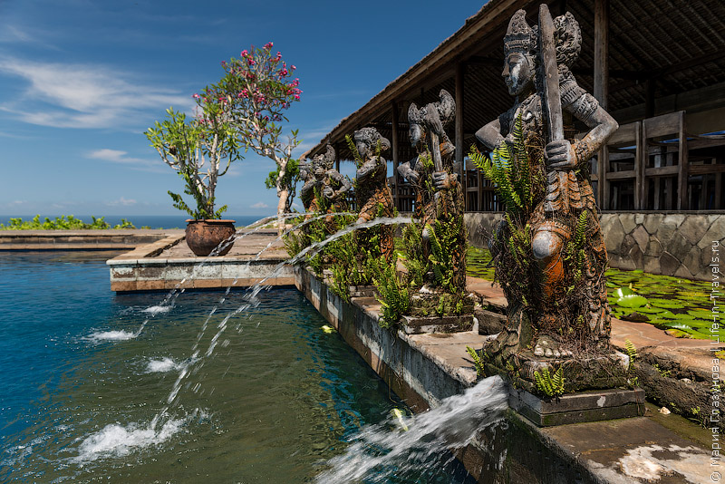 Бали, пляж Ньянг Ньянг