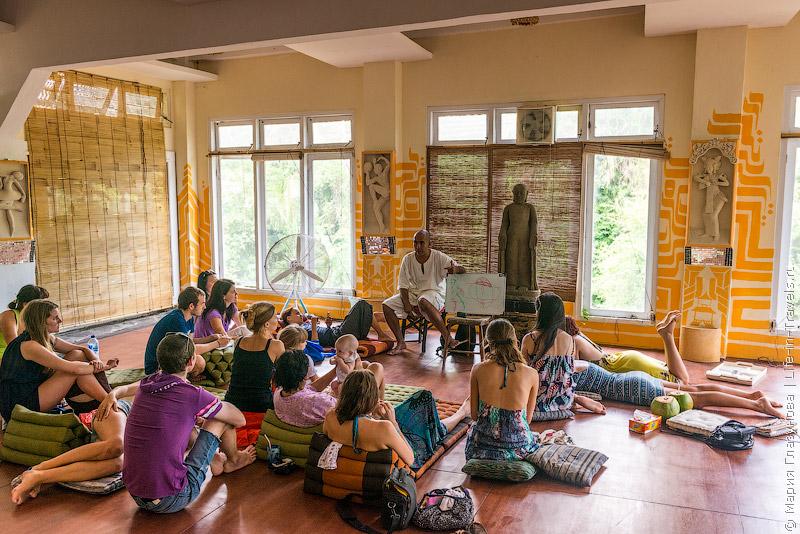 Тренинг Сергея Азимова для девушек