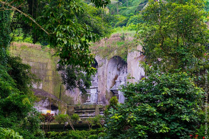 Гунунг Кави (Gunung Kawi), Бали