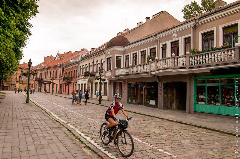 Литва Каунас