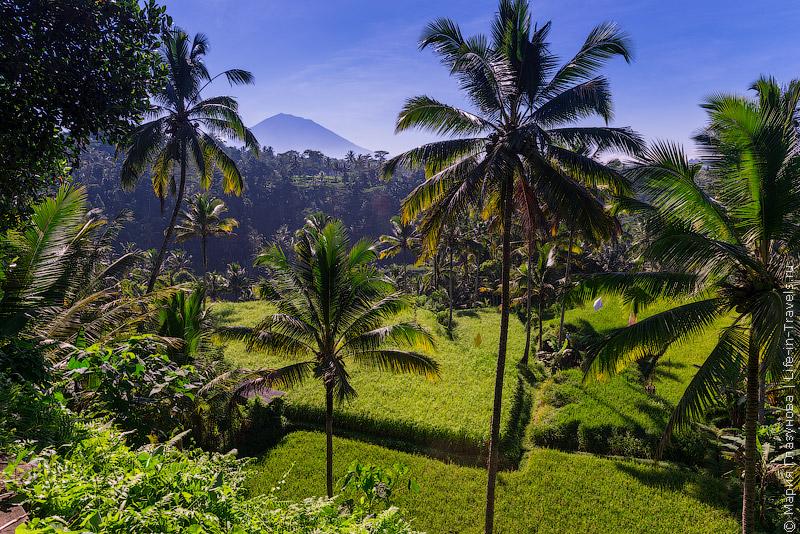 Вулкан Агунг, Гунунг Кави (Gunung Kawi), Бали