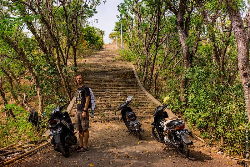 Дорога на вьюпоинт Pura Madya