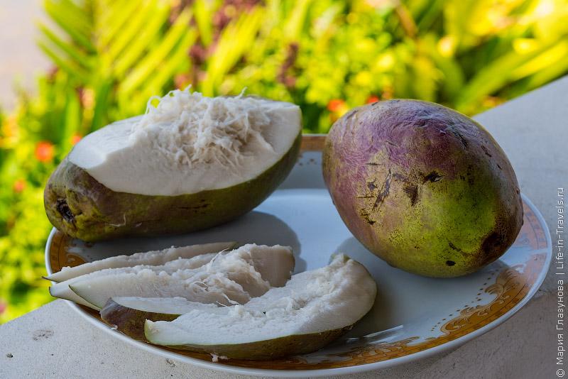 Белое манго – Вани