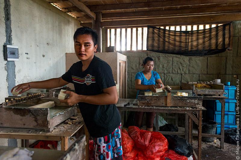 Шоколадная фабрика Чарли на Бали
