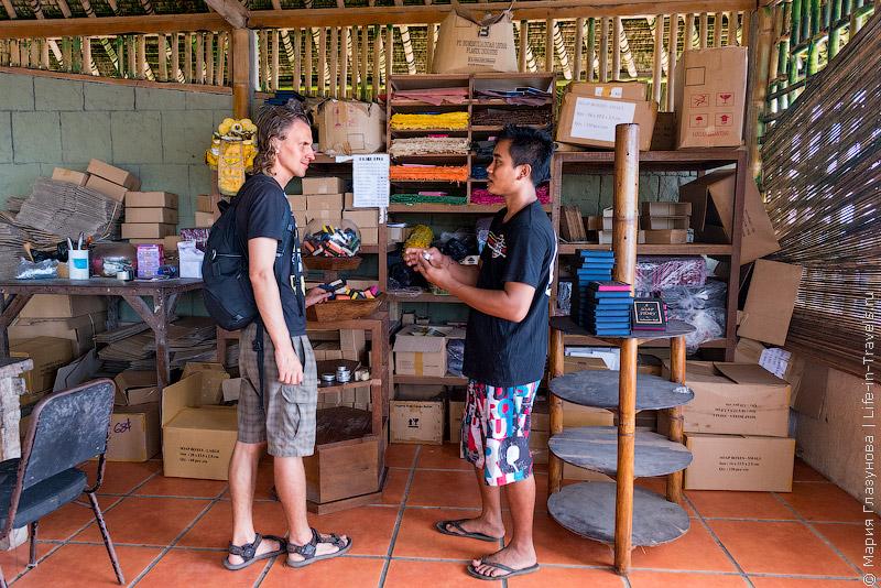 Мыловарня Чарли на Бали
