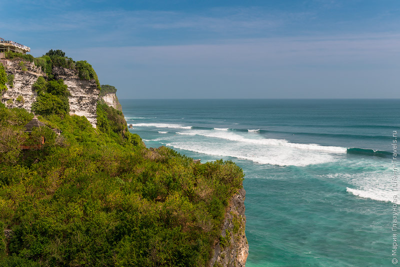 Улувату Blue Point (Suluban Beach)