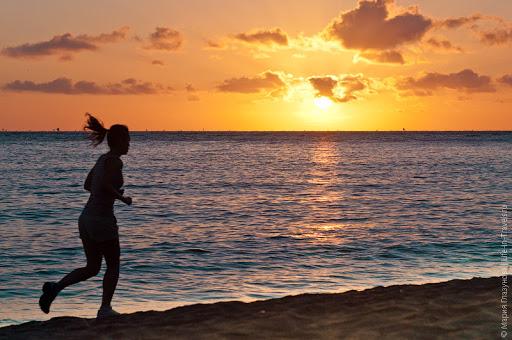 Бег как стиль жизни или источник здоровья