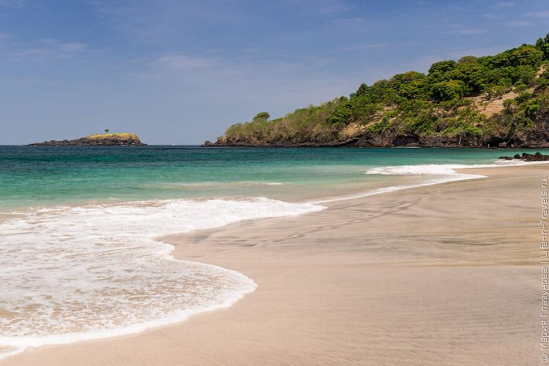 White Sand Beach (Уайт Сэнд Бич), Бали