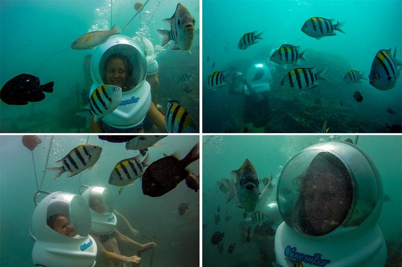 Seawalker на Бали6