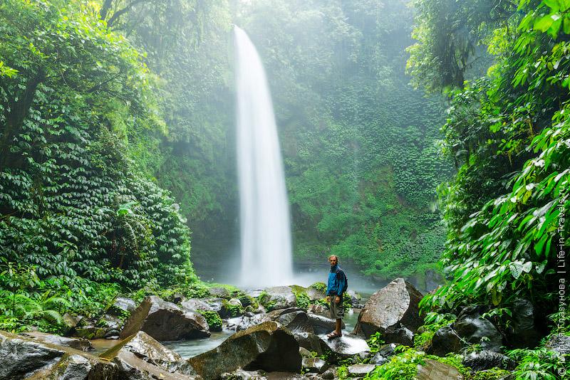 Водопад Нунг-Нунг, Бали