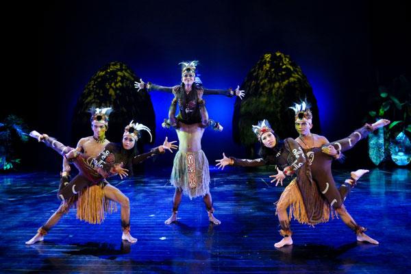 Девдан шоу на Бали (Devdan Show)