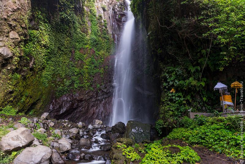 Водопад Йех Мемпех