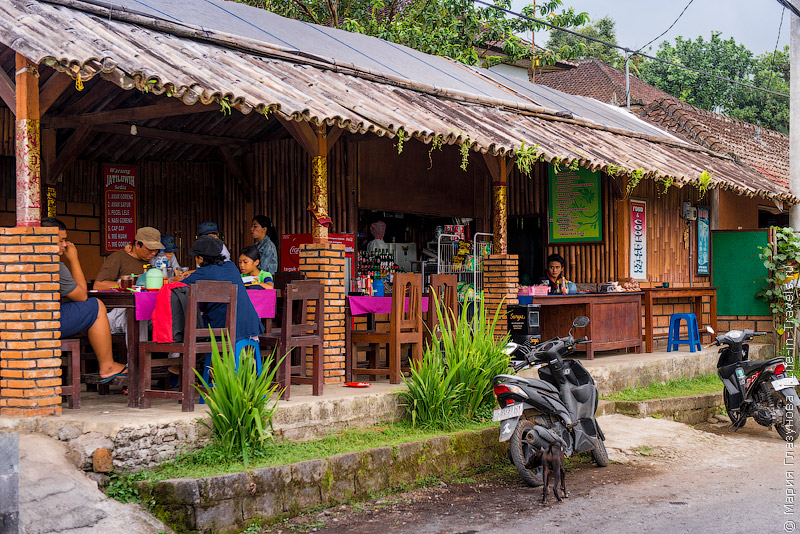 Рисовые террасы Jatiluwih на Бали