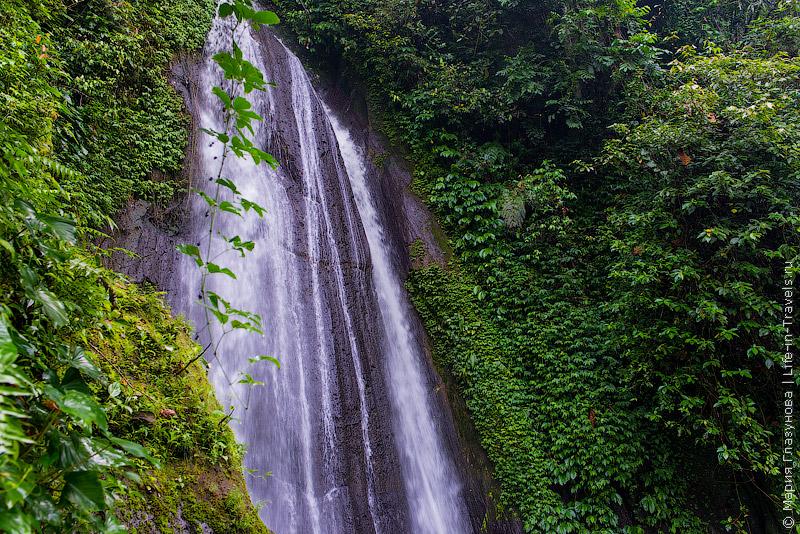 Водопад Дусун Кунинг, Бали