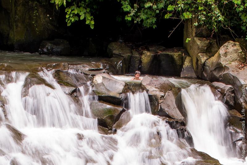 Водопад Гоа Ранг -Ренг, Бали