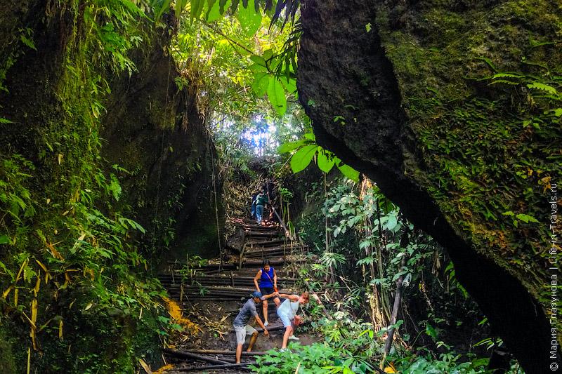 Водопад Тукад Чепунг, Бали