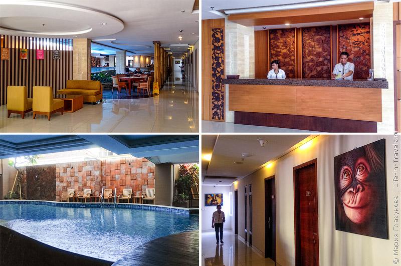 Cipaganti Legian Hotel – отель в Куте на Бали