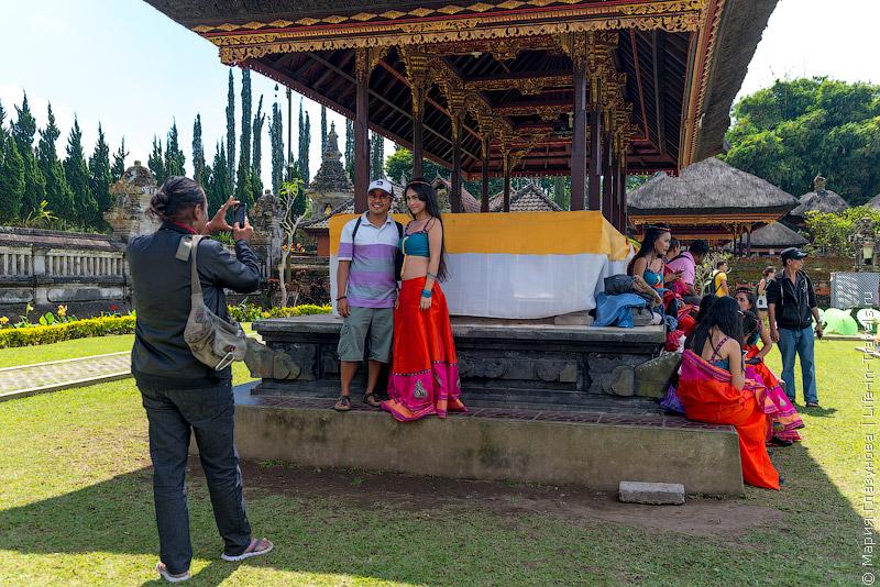 Храм Улун Дану Братан