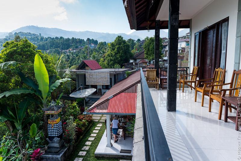 Мундук – горный курорт на Бали