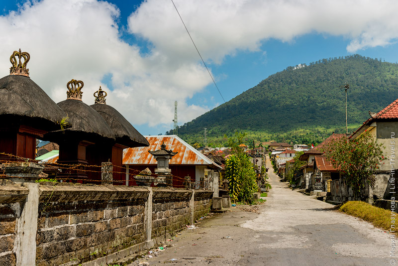 Деревня Бедугул