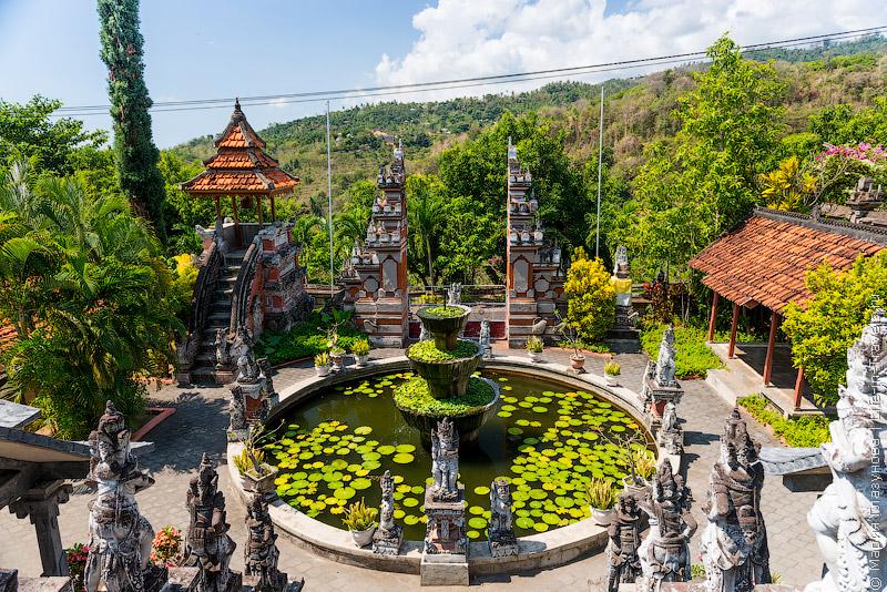 Буддийский храм на Бали – Брахмавихара-Арама