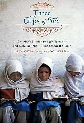 Грег Мортенсон «Три чашки чая»