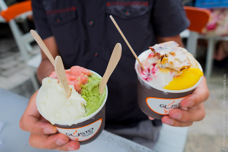 Самое вкусное мороженное на Бали