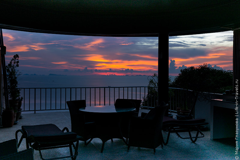 Отель Sunset Hill – Koh Phangan's Boutique Apartment Resort