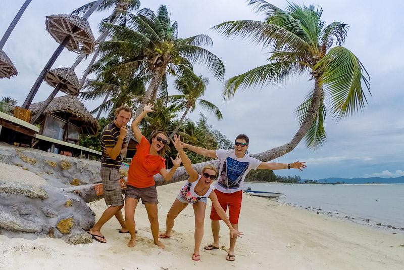 Отпуск на Пангане