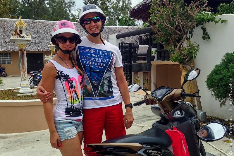 Отпуск в Таиланде