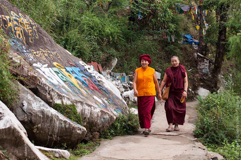 Дхарамсала, в гостях у Далай-ламы