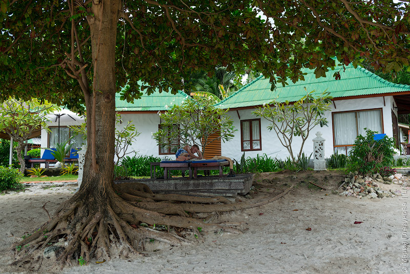 Пляж Тонг Такиан (Thong Takian Beach)