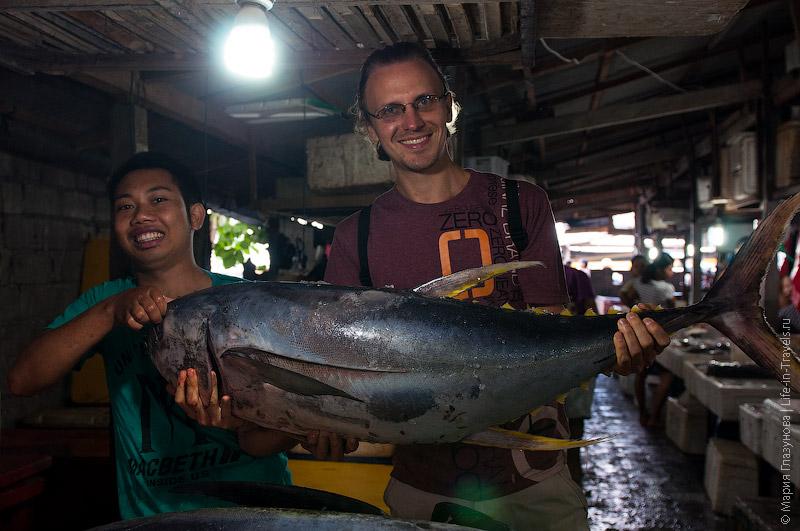 Джимбаран – рыбный рынок на Бали