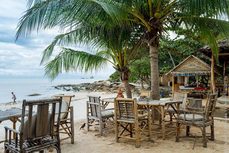 Пляж Тонгcон (Thongson Bay), Самуи