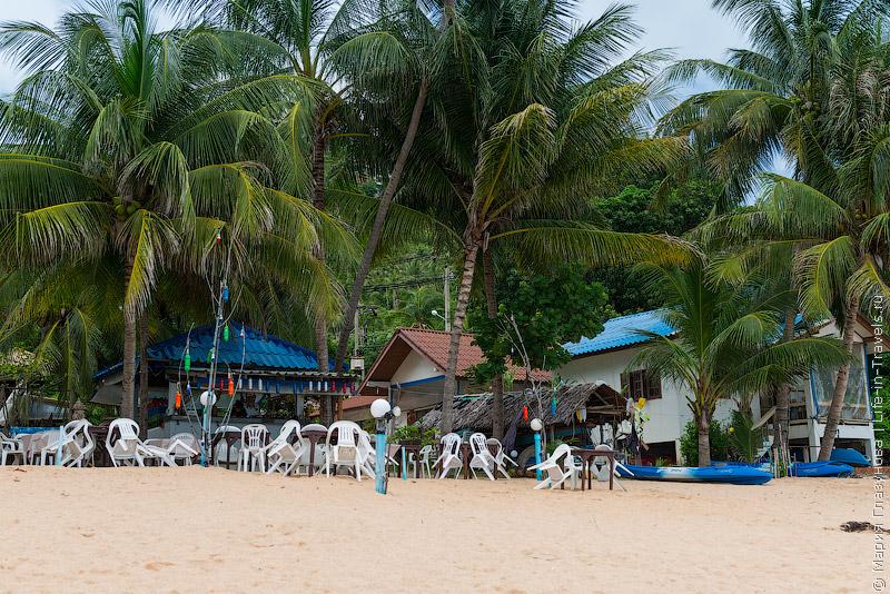 Пляж Корал Ков (Coral Cove Beach), Самуи