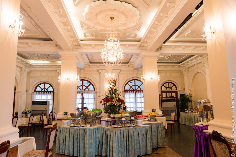 Отель Continental Saigon, Хошимин