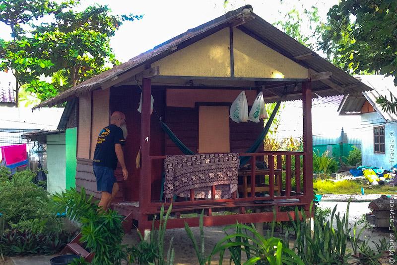 Дом на Пангане