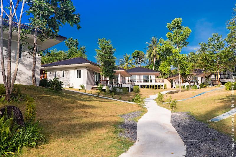Дома на Пангане, Таиланд