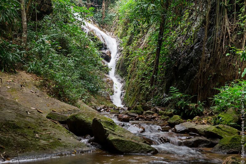 Mae Kampong Falls в Таиланде