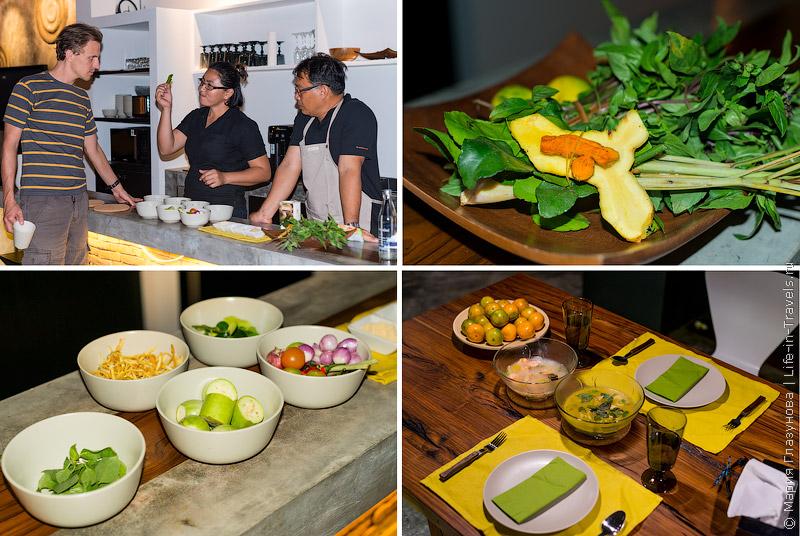 Тайский кулинарный мастер-класс