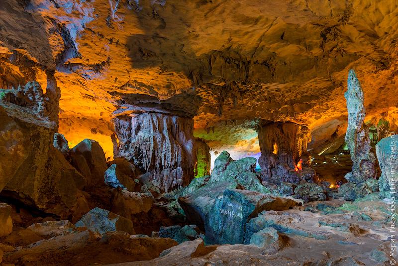 Поездка в пещеры