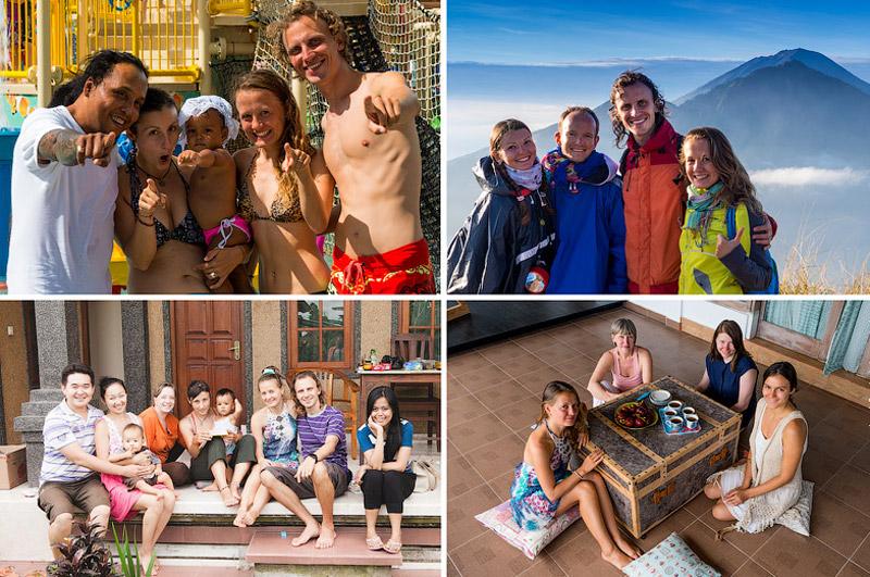 Встречи с путешественниками и лонгстеерами