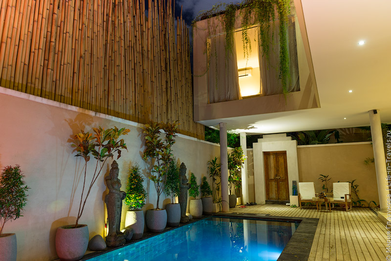 Виллы в Легиане, Бали – Beautiful Bali Villas